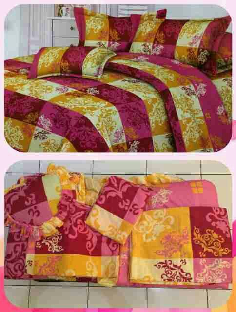 Bedcover King B2 Only Rp.155rb