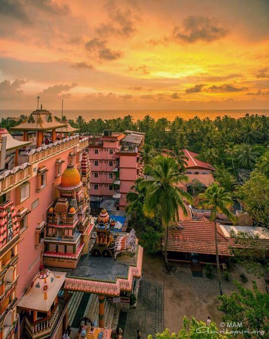Amritapuri, Kerala, India