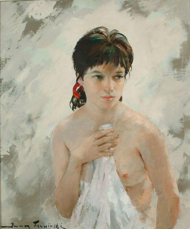 პოლონელი მხატვარი Igor Talwinski