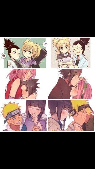 Some Naruto Ships