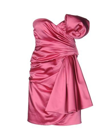 Prezzi e Sconti: #Moschino couture vestito corto donna Fucsia  ad Euro 295.00 in #Moschino couture #Donna vestiti vestiti corti