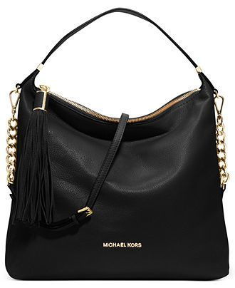 MICHAEL Michael Kors Handbag, Weston Large Shoulder Bag - Michael Kors Handbags - Handbags  Accessories - Macys