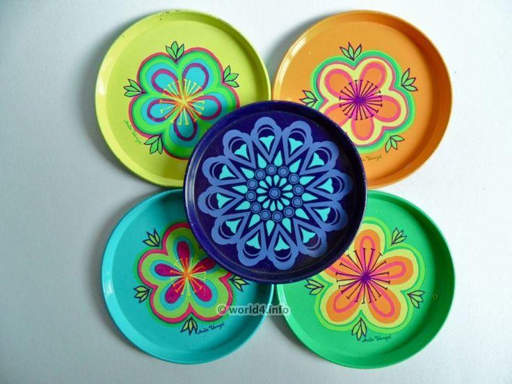Anita Wangel Coasters