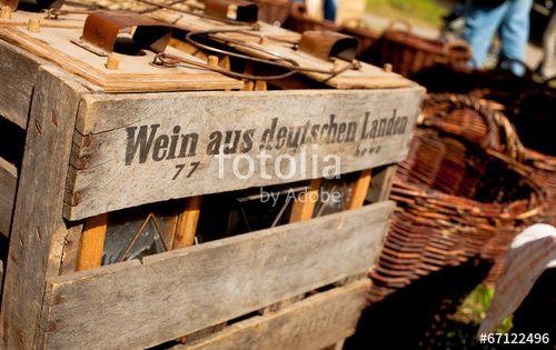 """Laden Sie das lizenzfreie Foto """"Wein aus deuschen Landen"""" von Photocreatief zum günstigen Preis auf Fotolia.com herunter. Stöbern Sie in unserer Bilddatenbank und finden Sie schnell das perfekte Stockfoto für Ihr Marketing-Projekt!"""
