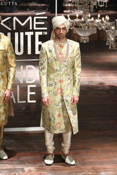Sabyasachi Mukherjee - Lakme Fashion Winter/Festive 2016 #indianfashion #indiancouture