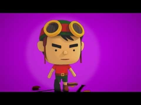 #3 Episode | The Icon Kids | Pertunjukan Gitar | Cartoons for kids - YouTube