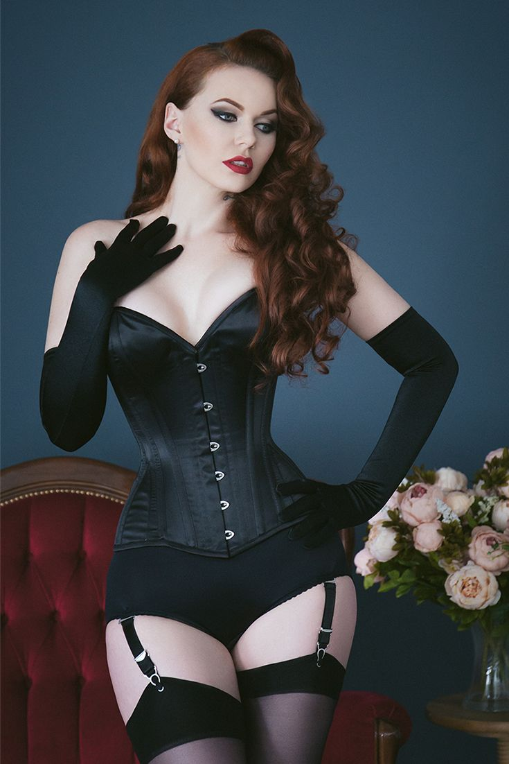 47daa5fe60b Treat your curves to some gorgeous What Katie Did Corsetry. Our Overbust  Corset is a surefire way to cinch that waist on any special occasion.