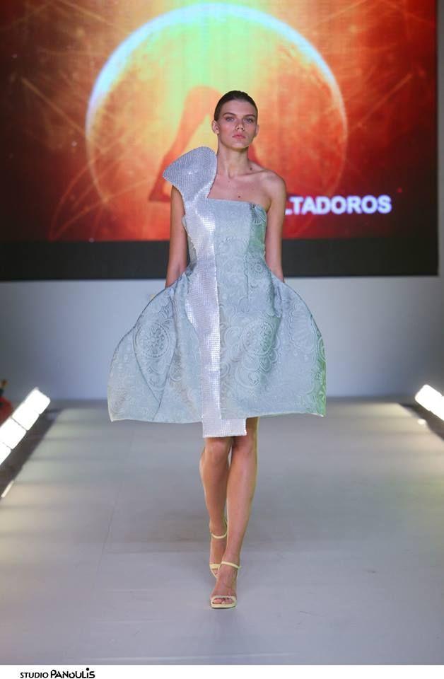 Valtadoros collection at the 16th AXDW by Coca-Cola light