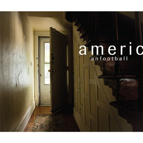 American Football - American Football (LP2) Indie Exclusive (180-Gram Red/Orange Starburst)
