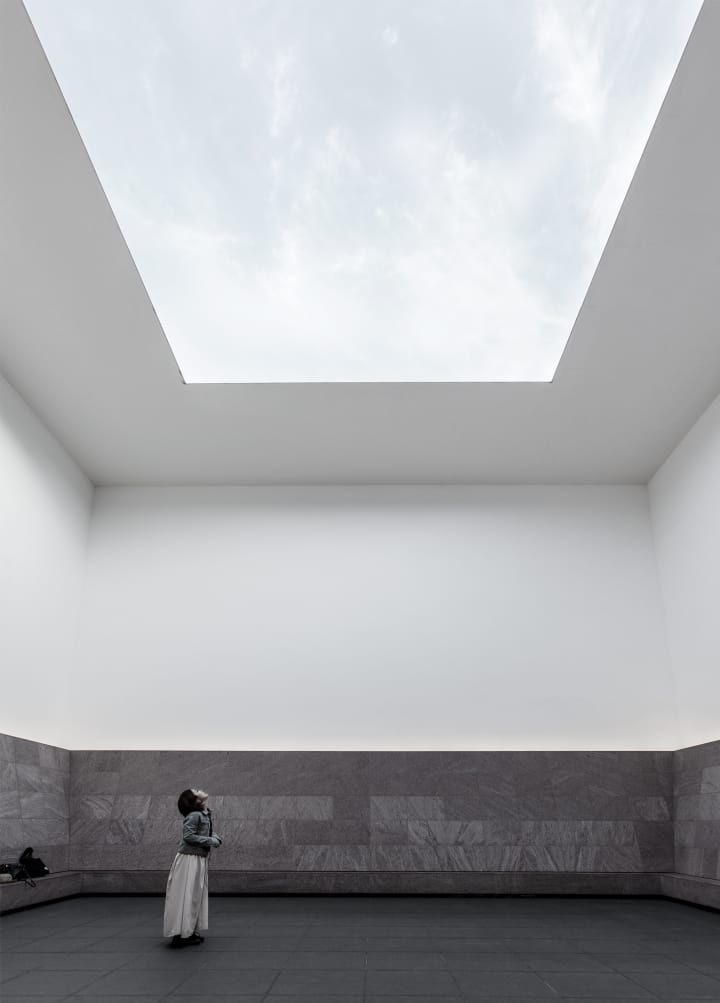 SANAA | The 21st Century Museum of Contemporary Art stands in the center of Kanazawa Japan