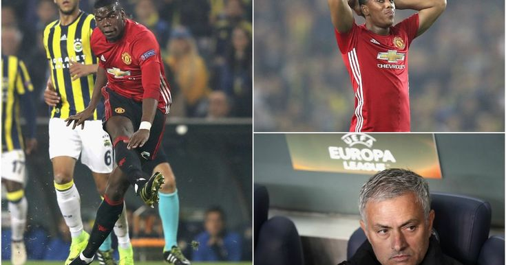 Man United must prepare for Swansea after Europa League defeat to Fenerbahce - but may be without Paul Pogba for the trip to Wales.