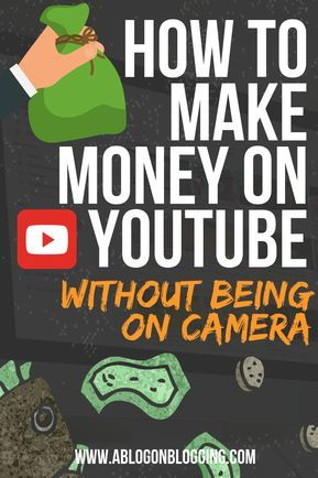 How To Make Money On YouTube (Without Being On Camera) – Holly Banovez