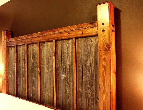 lodge style bed frame