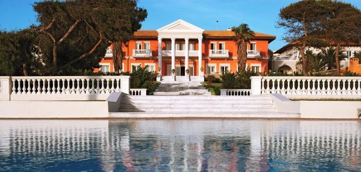 Mandola Rossa Tennis Holidays Greece    Breathtaking landscape