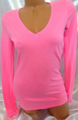 Long Sleeve Neon Shirt