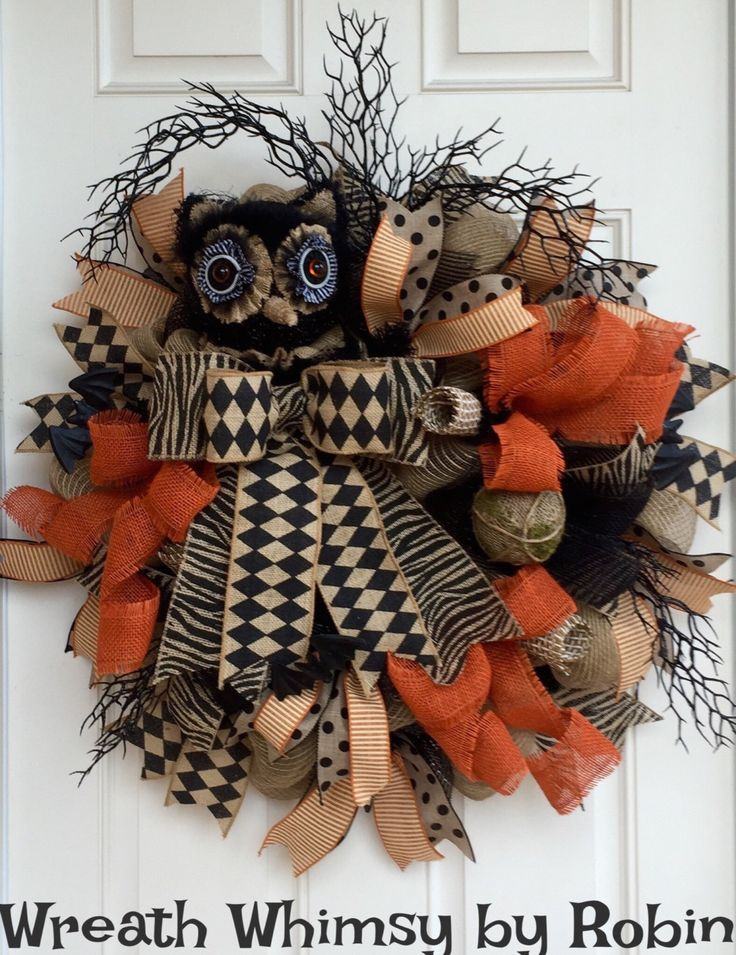 11 best images about Leaves a fallin\u0027 on Pinterest Halloween - natural halloween decorations