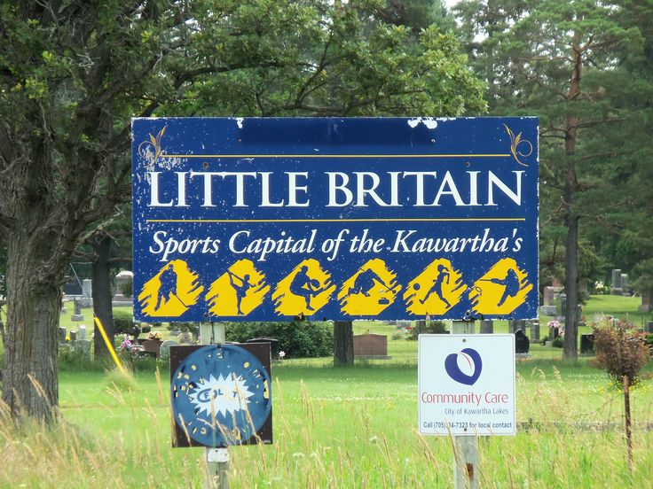 This is one of the signs that the Little Britain Business Association would like to replace.  We will be having some fundraising events to raise the necessary funds for this project as well as others to make Little Britain a great place to live, work and play in.  Keep tuned in for more information!!