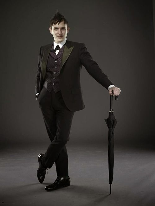 #Gotham Series Premiere, This Fall | On FOX | Robin Lord Taylor as Oswald Cobblepot aka 'The Penguin'
