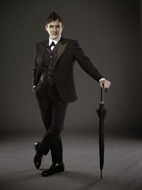 Gotham - Robin Lord Taylor as Oswald Cobblepot
