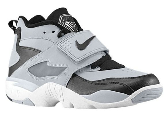 Nike Air Diamond Turf 'Wolf Grey'
