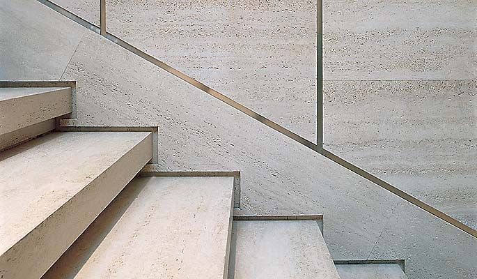 stairs + marble detail