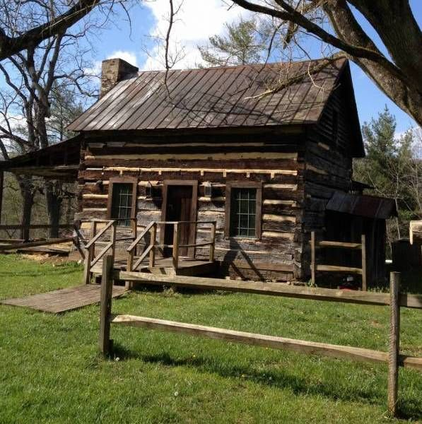 Appalachian log cabins history bing images country for Colonial log homes