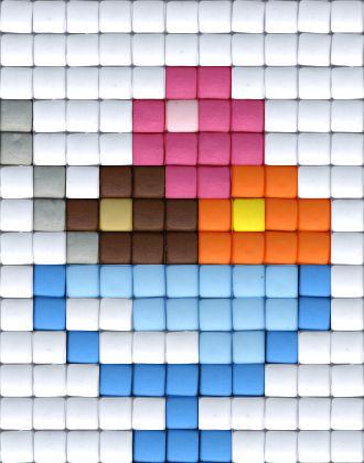 #icebowl #pixels #pixelhobby #beads