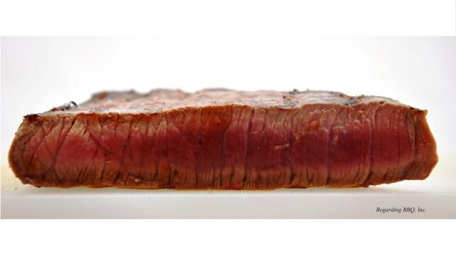 From Rare to Well, Know When Your Steak is Done: Steak - Medium Rare