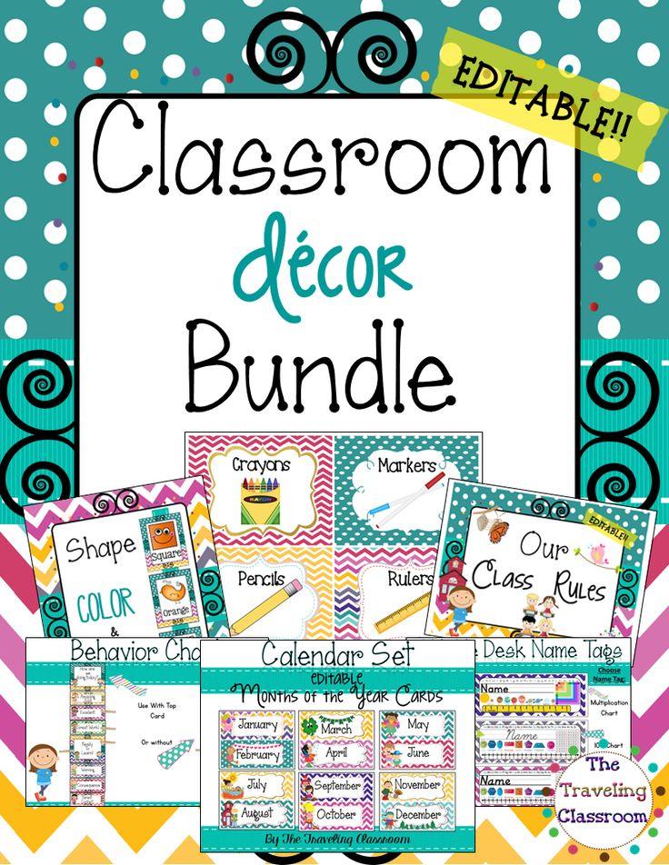 Classroom Decor Bundles ~ Images about classroom furniture decor on pinterest