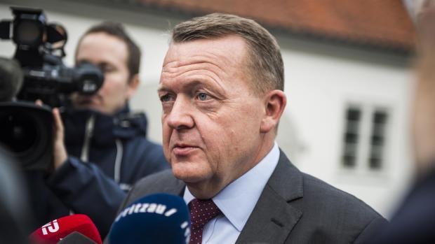 Lars Løkke kalder slaveri på De Vestindiske Øer utilgiveligt   Politik   DR