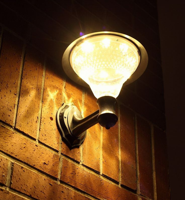 17 Best ideas about Solar Led Lights on Pinterest Solar led, Solar powered outdoor lights and ...