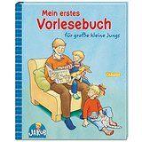 Für kleine Jungen ab ca. 3 sehr nett. Erste kleine Geschichten mit etwas mehr Text.