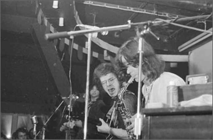King Crimson at The Marquee club, May 16th1969.  http://www.themarqueeclub.net