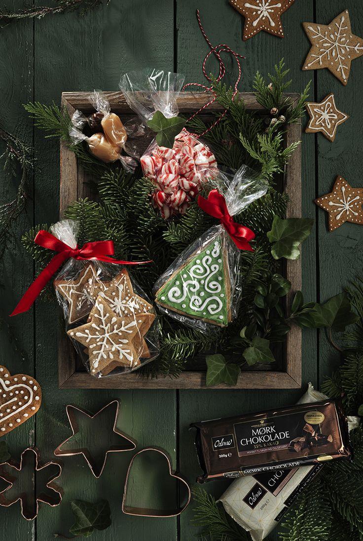 Christmas Sweets www.pandurohobby.com Christmas Sweets by Panduro #christmas #decoration #DIY #sweets #scandinavian #nordic #gingerbread #cookies #pepparkakor #polkagrisar #karameller