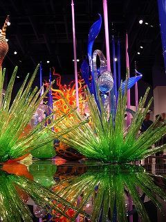 Dale Chihuli's Garden of Glass