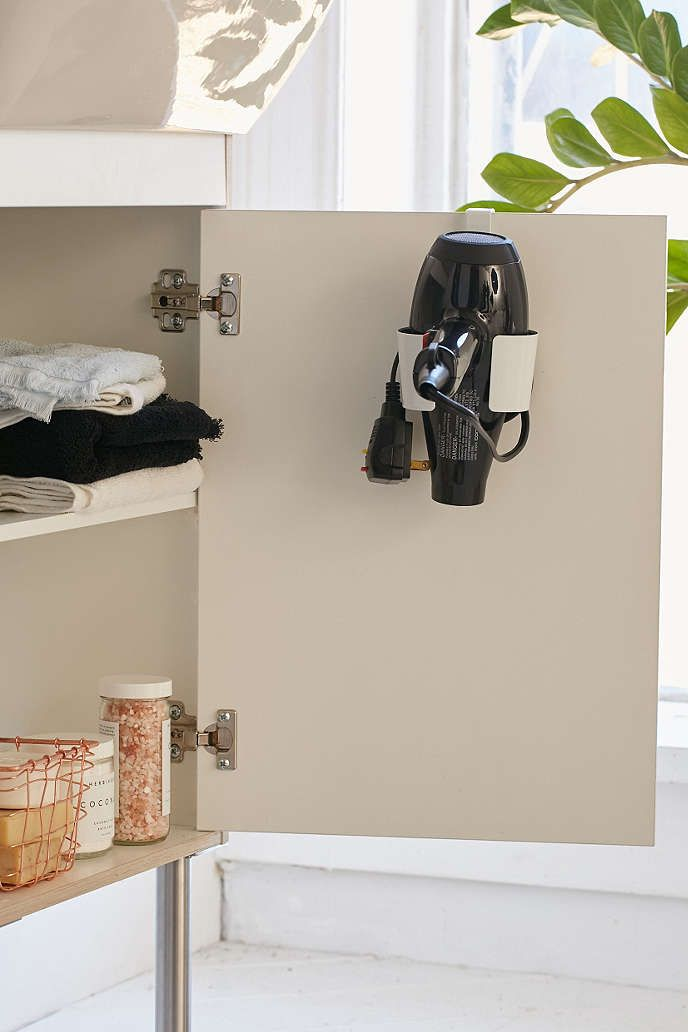 1000 Ideas About Hair Dryer Storage On Pinterest Hair
