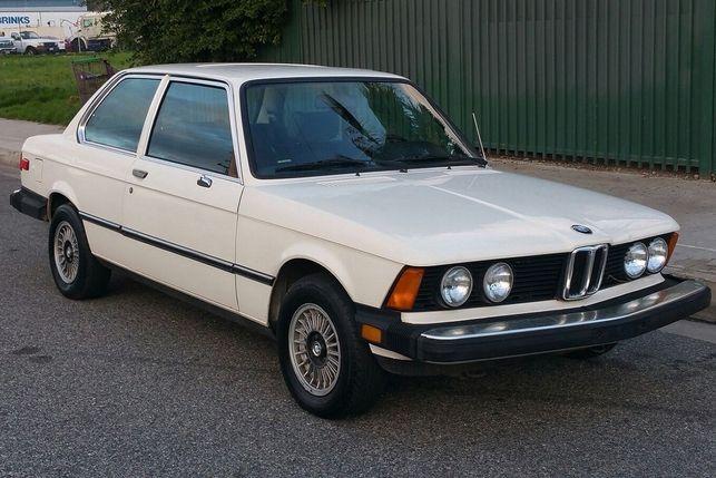 1979 BMW 320 I automatic (E21) Stuurman Classic Cars