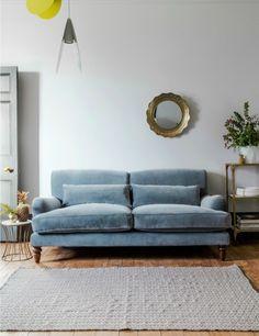 Samt sofa  825 besten Samt Sofa | Velvet Sofa Bilder auf Pinterest ...