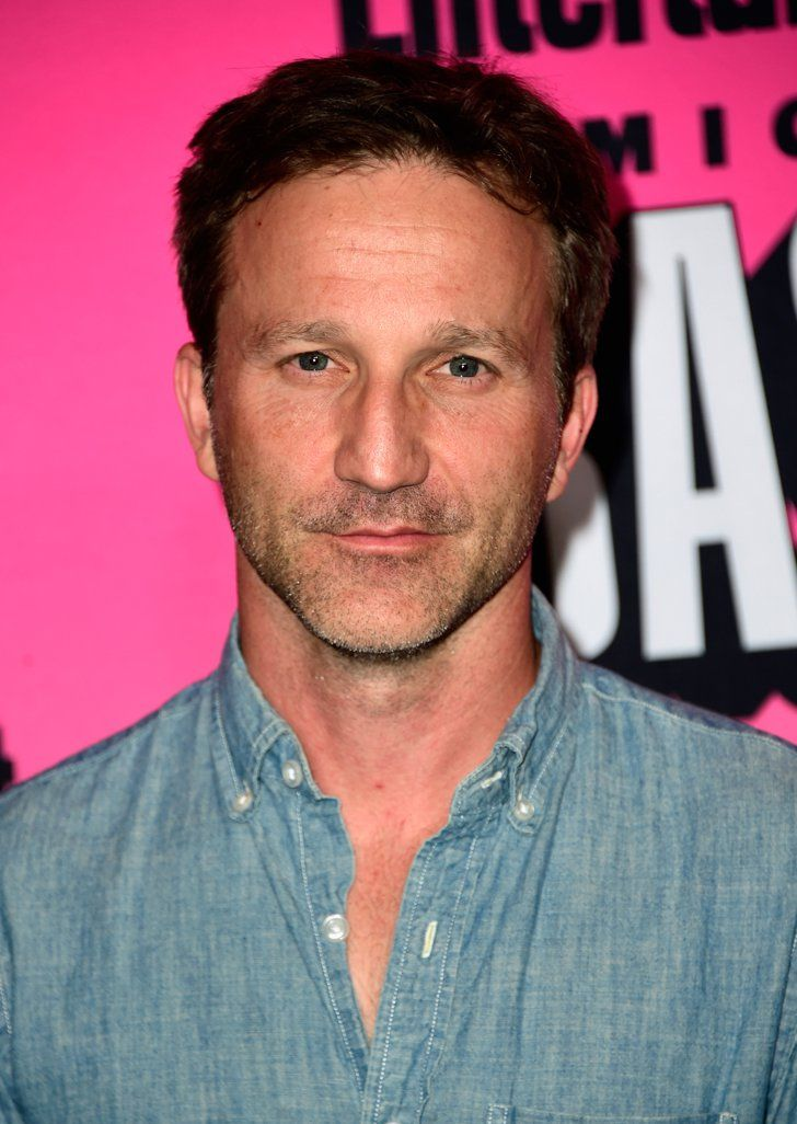 Pin for Later: Sexy Stars at Comic-Con to Totally Geek Out Over  Pictured: Breckin Meyer
