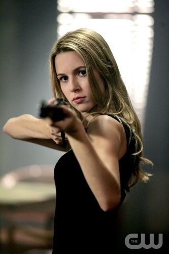 """Everybody Loves A Clown"" Alona Tal as Joanna Beth Harvelle star in SUPERNATURAL on The CW. Michael Courtney/The CW ©2006 The CW Network, LLC. All Rights Reserved."
