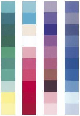 Kleurkaart zomertype