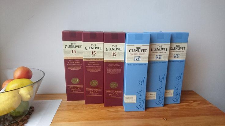 a mnie paczka ambasadora i barek delikatnie się rozrósł i moim znajomym :) #TheGlenlivet #FoundersReserve #whisky https://www.facebook.com/photo.php?fbid=10205278732392635&set=p.10205278732392635&type=3&theater