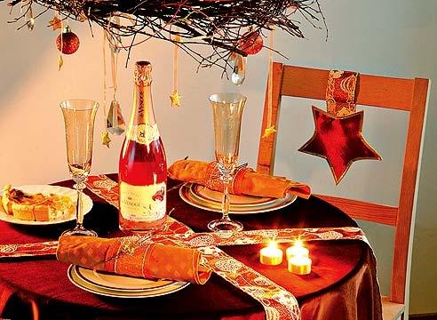 Новогодние напитки, десерты и выпечка!
