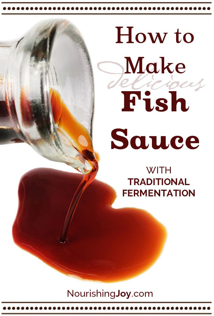 Homemade fish sauce is brimming with flavor and beneficial probiotics for your gut. Use this homemade fish sauce in your next batch of soup or Pad Thai for a flavor revolution!