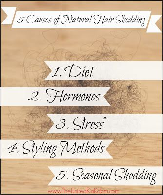 how to stop hair shedding naturally