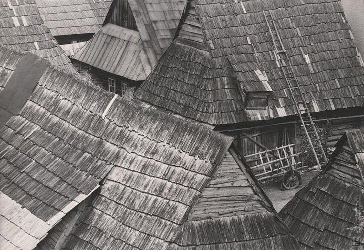 Martin Martinček: Dedina v horách. Drevenice:1964 - 1967