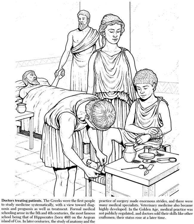 free ancient greece coloring pages - photo#24