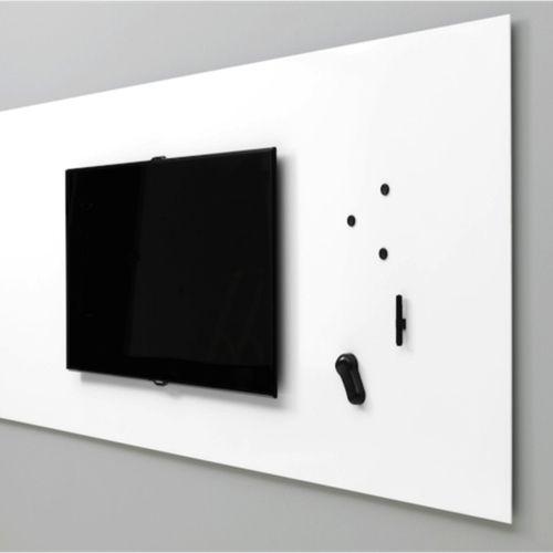 Lintex - Air TV - moffice.dk. e3 certificeret 99 % genanvendelig. #bæredygtigt #design #genbrug #tavle