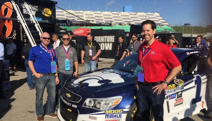 Kansas Speedway passes offer NASCAR fans the ultimate race day experience!