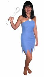 betty rubble costume to make | Betty and Barney Rubble Costumes